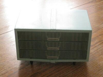 Vintage Plastic Organizer 1950s