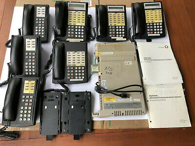 Lucent Partner Acs Phone System