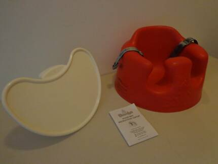 Bumbo Seat with Bumbo Play Tray with Manual Great Condition Balingup Donnybrook Area Preview