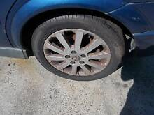 "4X 15"" MAGS AND TYRES FOR 2003 Holden Astra TS AND OTHERS Punchbowl 2196 Canterbury Area Preview"