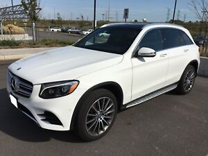MERCEDES BENZ GLC300 4MATIC LEASE TAKEOVER