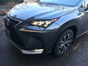 2017 Lexus NX200t F-Sport 1 lease takeover