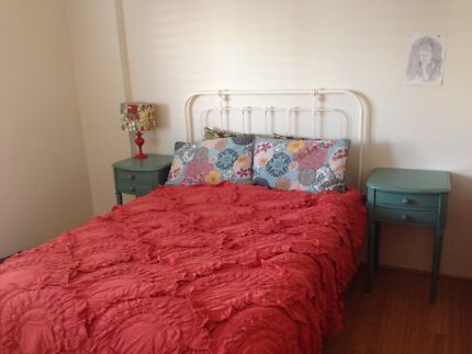 Antique style wrought iron double bed Potts Point Inner Sydney Preview