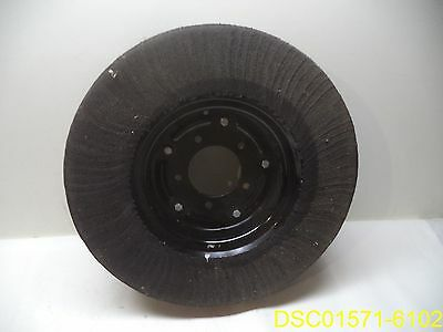 Rotary Mower Hg 6 X 9 Tail Rim Wheel Assembly 20 12 Od 4 Bore 5 12 Wide