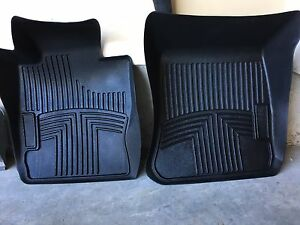 WeatherTech tub mats for BMW X1