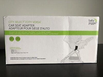 Usado, Baby Jogger Car Seat Adaptor City Select/ City Versa segunda mano  Embacar hacia Spain