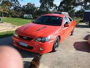 Ba xr8 ute 2003 Woodridge Gingin Area Preview