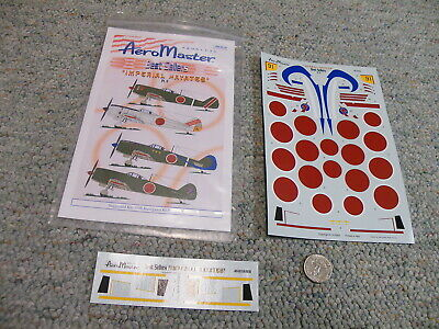 AeroMaster decals 1/48 48-616 Best Sellers Imperial Hayates Part II H83