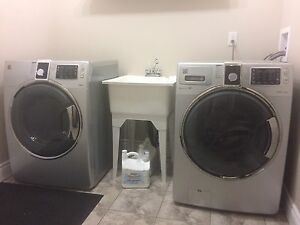 Front Load Washer & Dryer