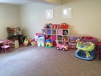 Little adventures home daycare in Trenton