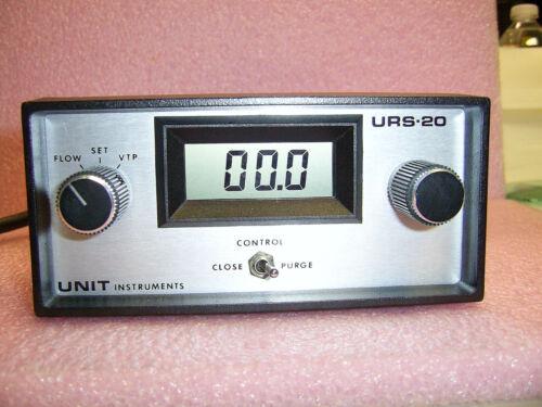 Unit Instruments URS-20 Single channel MFC Controller