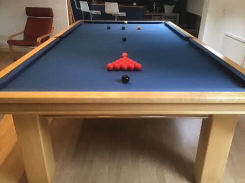 3/4 Size Modern Snooker / Pool Table
