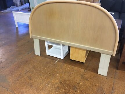 Queen bed Factory second handreal realther  Beds  Gumtree