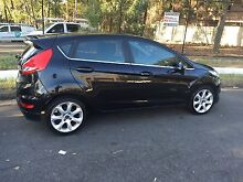 2010 Ford Fiesta Zetec  low kms $8900 Acacia Gardens Blacktown Area Preview