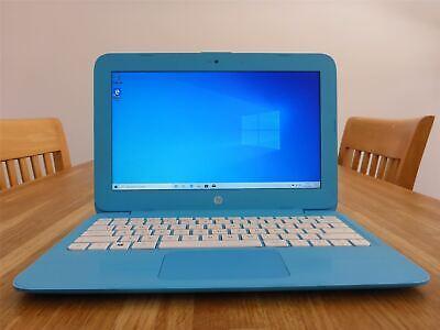 Laptop Windows - HP STREAM LAPTOP-Windows 10 Home-2GB-32GB-Intel Celeron N3060@1.60GHz