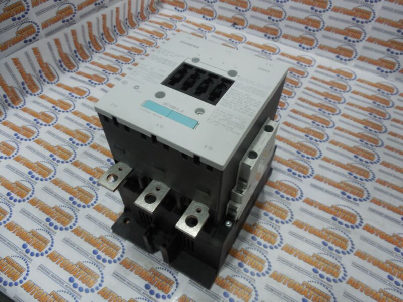 3RT1056-6AB36 -- SIRIUS 3RT10 Non-Reversing Contactors for Switching Motors