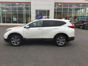 2018 Honda CR-V EX AWD; HEATED CLOTH; ALLOYS; P/SEAT; P/ROOF;...