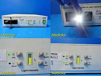 Smith Nephew 7205353 Xenon Xl Endoscopy Light Source W Lamp Tested 19030