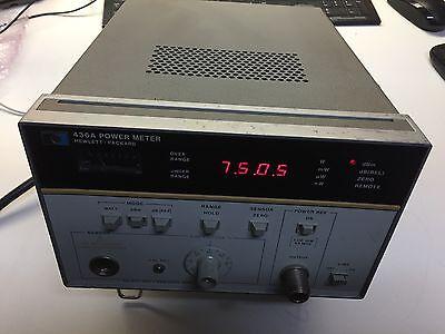 Hp Agilent 436a Digital Rf Power Meter