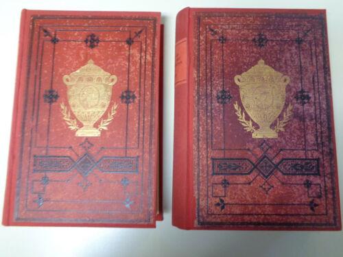 History of Ceramic Art in Great Britain 1878 Antique Llewellyn Jewitt 2 Volumes