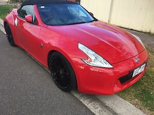 2011 Nissan 370Z Melbourne CBD Melbourne City Preview