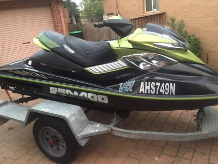 Seadoo supercharged 215 jetski  Narellan Camden Area Preview