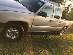 2004 Chevy Silverado 4x4 trade for Sled or Atv