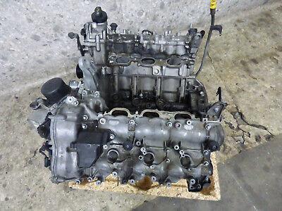 Benzinmotor M 272.985 Motor 215KW 316Tkm Mercedes W219 CLS 350 CGI 08.1552.154