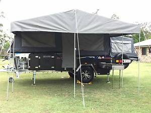 2016 Stoney Creek Off-Road 4 X 4  Camper trailer Greenbank Logan Area Preview