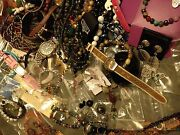Lbs Costume Jewelry Lot