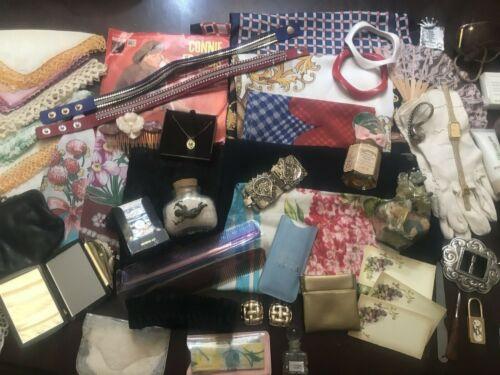 Large Lot of Ladies Stuff, Vanity, Watches, Jewelry, Sunglasses, Perfume Bottles