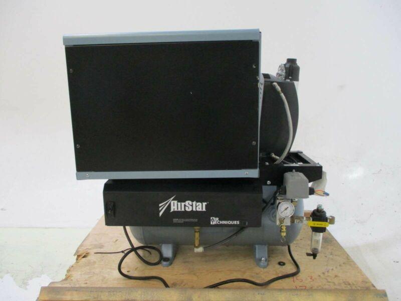 Air Techniques Airstar 22M Dental Air Compressor Refurbished W/ 1 Year Warranty
