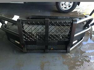 2016 Toyota Hilux TUFF Bullbar, Side-rails and Side steps Cairns Cairns City Preview