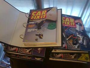 Complete Collection of Car Fix-it 1980's ($1 per issue, bargain!) Ararat Ararat Area Preview