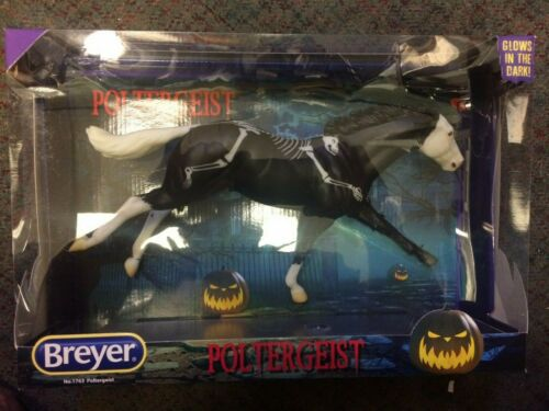 Breyer 1763 Poltergeist Halloween Horse for 2016 new in box!