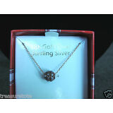 """Women's NEW 18K Gold Over Sterling Silver 18"""" Diamond Accent Necklace"""