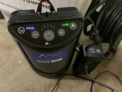Invacare XPO100 Xpo2 Portable Concentrator Battery Charger for parts or repair for sale  Shipping to South Africa