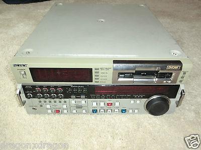 Sony DSR-2000P High-End Broadcast DVCAM Recorder (DV / miniDV), 2J. Garantie