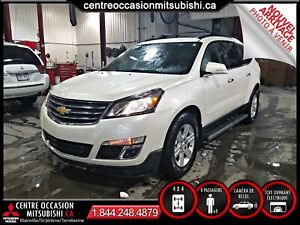 Chevrolet Traverse 2014 2LT AWD/4X4 8 Places + Toit-pano + march