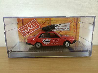 RENAULT 18 BERLINE CATCH MOUCHE R18 1:43 NOREV REF. 511802