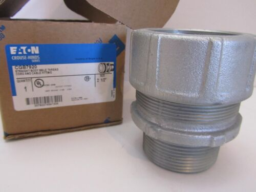 """Eaton Crouse Hinds CGB7920 Strain Relief Cable And Cord Grip Range 2.10""""-2.5"""""""