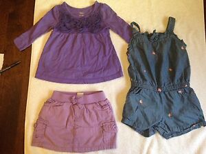 9-12 month girls clothing