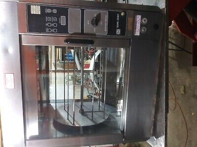 Henny Penny Sure Chef Commercial Electric Rotisserie Oven Rt 105