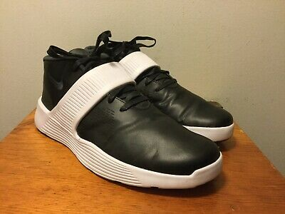 Nike Ultra XT Trainer 819671-001 Black White Men's Size 12