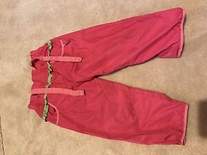 Splash Pants - Girl's - Size 3 - Play Condition