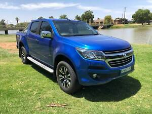 2017 Holden Colorado LTZ 4X4 Forbes Forbes Area Preview