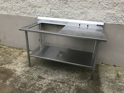 All Stainless Steel Work Table Restaurant Bakery Equipment...
