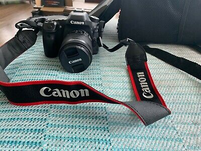 Canon EOS 80D DSLR |Camera Deluxe Video Creator Kit with Canon EF-S 18-55mm f/3