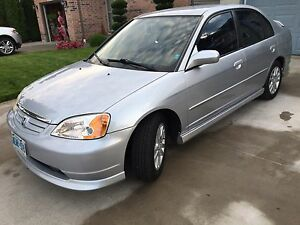 2002 Honda Civic SAFETY & E-TESTED 157Km