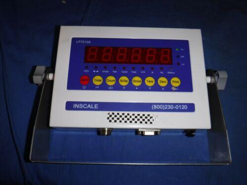 Uline LP7510A Weighing Indicator